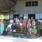 The Crew at Sa'moana Resort Samoa