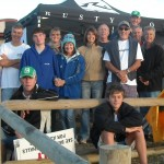Club members @ Gromfest July 2010