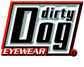 Dirty dog eyewear,red