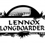 Lennox Emblem Black & White,