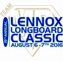 Lennox Longboard Classic 2016 Logo