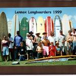 Lennox Longboarders 1999