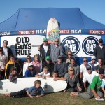 Lennox Longboarders @ The Old Guys Rule 13th Lennox Longboard Classic 2010
