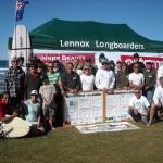 Lennox Longboarders Crew @ Classic 2012