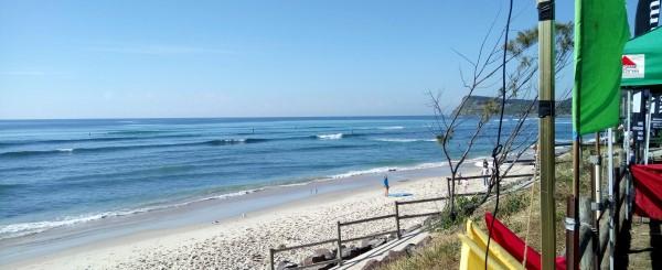 Lennox Main Beach Classic 2017 Venue Sunday 13th Aug