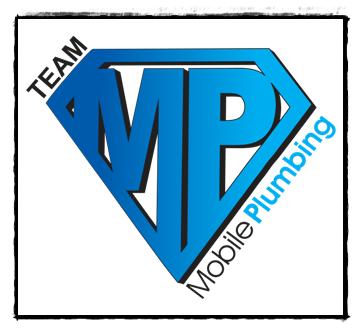 Mobile Plumbing Logo 2017 Smaller Framed