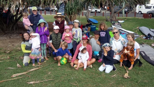 Mothers Day Club Round May 12th 2019 Mums Shot.