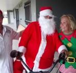 Santa & Helpers Xmas 2017